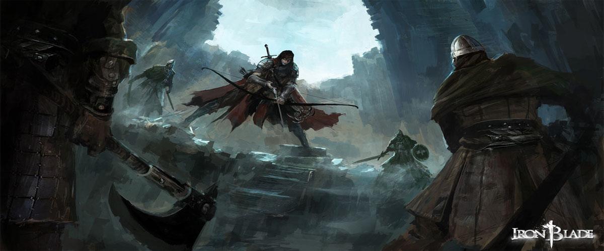 دانلود Iron Blade – Medieval Legends 1.0.1a – بازی شمشیر آهنین اندروید + دیتا