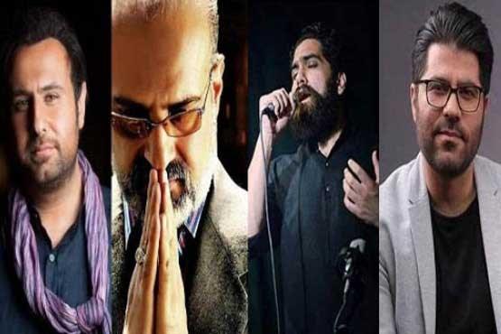 خوانندههای مجموعههای تلویزیونی رمضان96