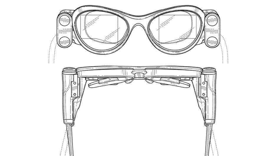 جزئیاتی از عینک واقعیت افزوده مجیک لیپ در پتنت این محصول فاش شد