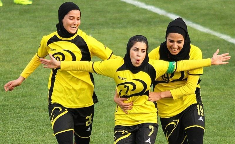 تیم بانوان آینده سازان تحت پوشش باشگاه سپاهان قرار گرفت