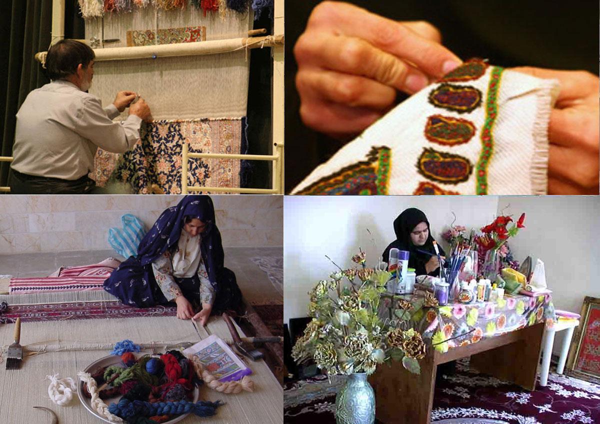 مشاغل خانگی در چمبره تصمیمهای دولتی/ دولت تسهیلات نمیدهد