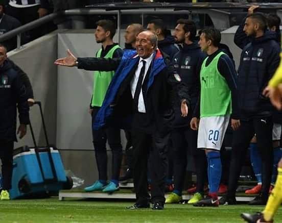 شرط عجیب سرمربی ایتالیا برای استعفا