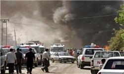 صدای انفجار مهیب در بغداد