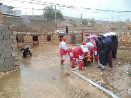 سیل در 7 استان کشور 3 کشته بر جا گذاشت