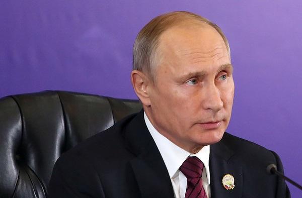 پوتین قانون ثبت رسانههای خارجی را امضا کرد
