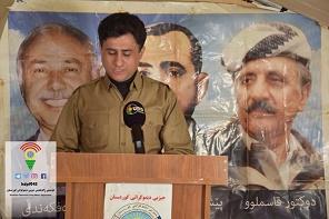 حزب منحله دمکرات همه مراسم های خود را به خیمه منتقل کردند