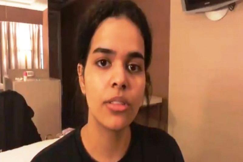 رهف، دختر عربستانی سرانجام به کانادا پناهنده شد
