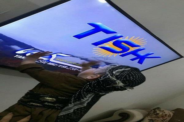 دروغ بزرگ حزب دمکرات و انتشار عکس حزبی ها به جای مردم!