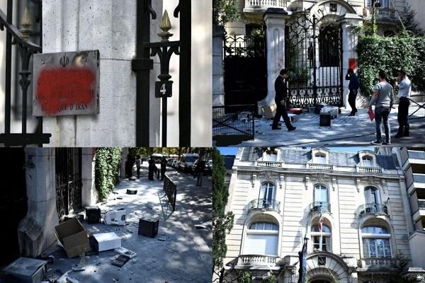 فرمان حمله از اتاق فکر مثلث شوم با پول سعودی، اماراتی ها