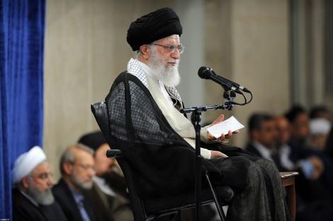 نقش بیبدیل رهبر انقلاب اسلامی در حفظ تعادل نظام