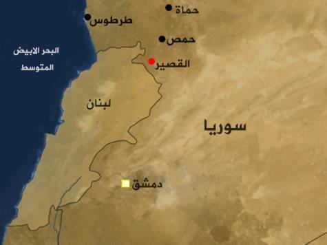 هدف حمله پنجشنبه به سوریه پایگاه حزبالله بود