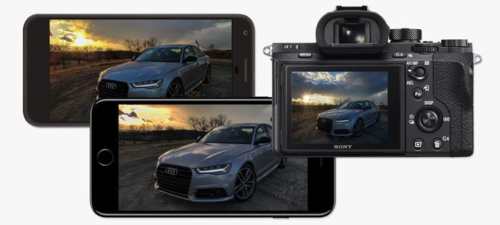 مقایسه دوربین موبایل با دوربین های دیجیتال و حرفه ای