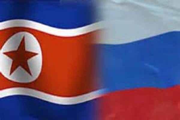 سفر هیئت تجاری کرهشمالی به روسیه