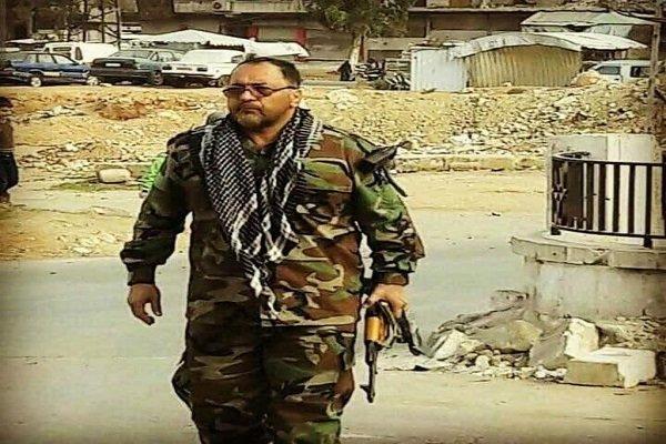 شهادت سردار شجاع ما در سوریه