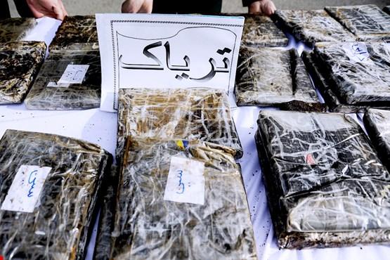 جزییات انهدام باند بینالمللی قاچاق مواد مخدر در ایران