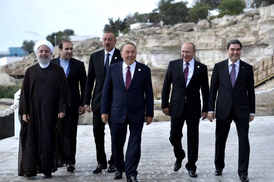 روسیه: امضای کنوانسیون خزر موفقیتی برای پنج کشور است