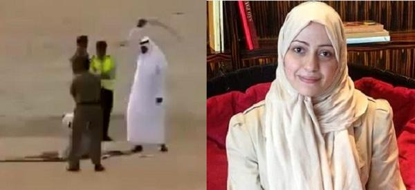 عربستان یک فعال حقوقی زن را با شمشیر گردن زد