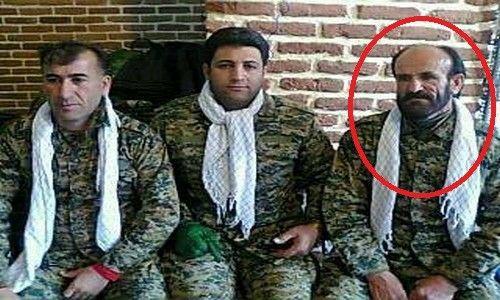 عضو تروریست حزب دمکرات کردستان ایران امروز در زندان اعدام شد