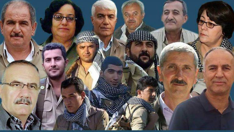 واکنش حزب منحله و تروریستی دمکرات کردستان به واکنش ناظم دباغ