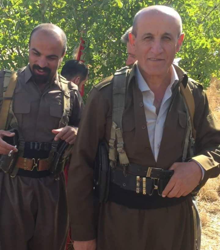 قاتل اصلی دو شهروند کردستان عراق در گروهک کومله