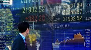 سقوط شدید بهای سهام در بازارهای آسیا