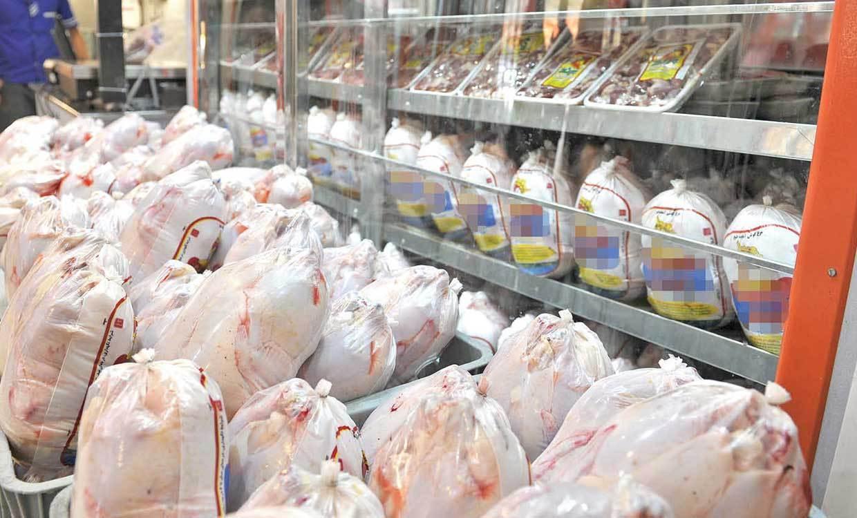 ۱۹۱۰۰هزارتومان میانگین قیمت هرکیلوگرم مرغ آماده طبخ