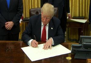 تمدید وضعیت اضطراری ملی درباره ایران از سوی آمریکا