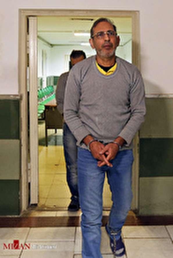 پیش از اجرای حکم اعدام وحید مظلومین و محمد اسماعیل قاسمی