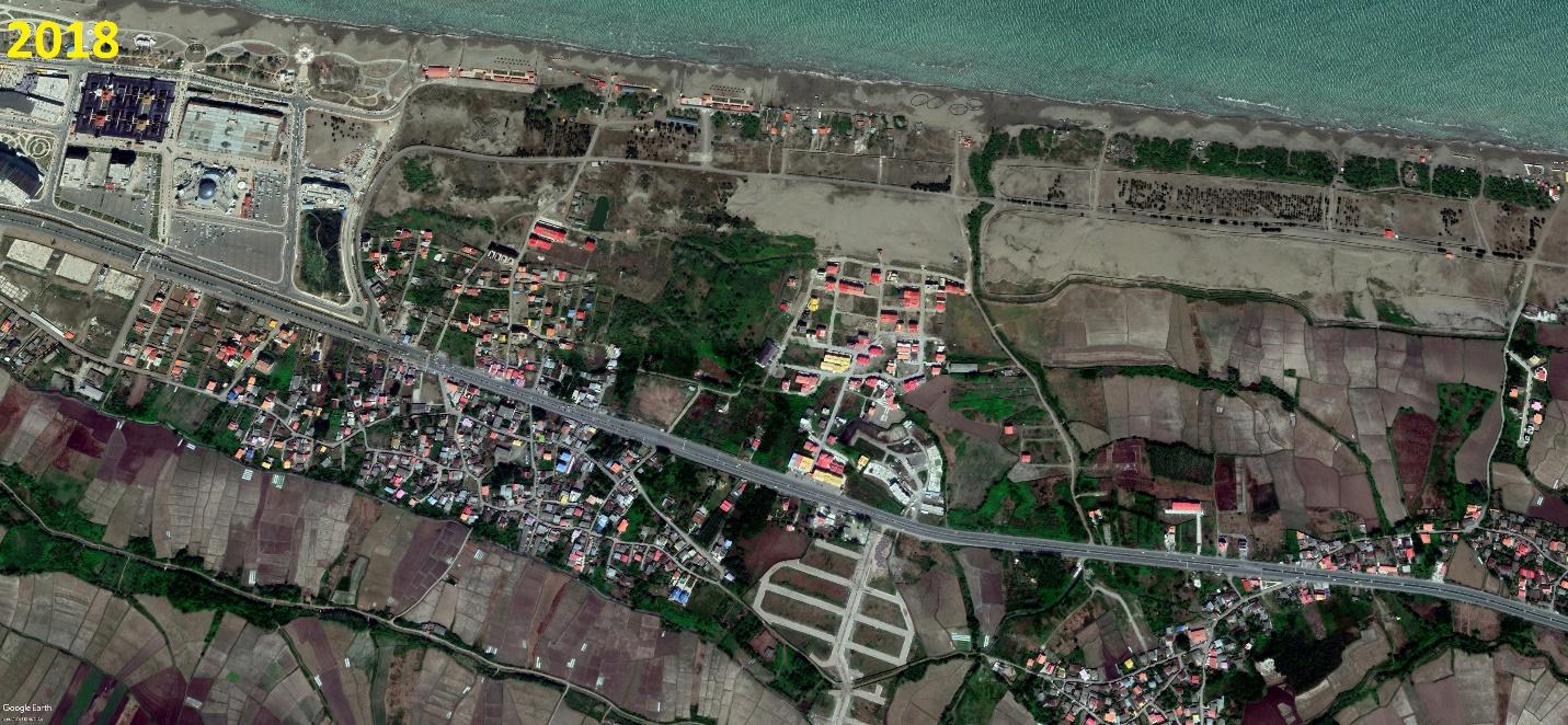 تغییرکاربری در منطقه آزاد انزلی؛ مرثیهای برای اراضی کشاورزی