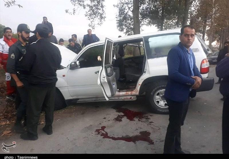 روایت استاندار گلستان از لحظه تصادف خودروی دکتر نوربخش