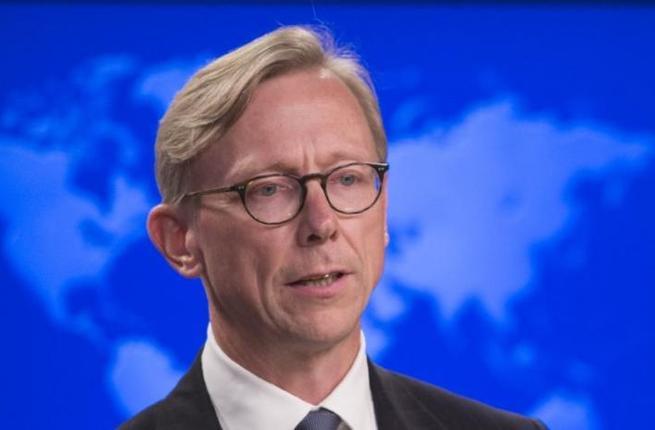 ادعای برایان هوک: صادرات نفت ایران را به صفر خواهیم رساند