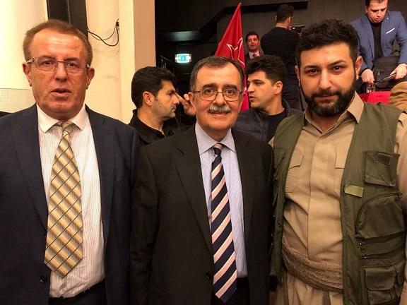 عبدالله مهتدی در نروژ از حزب دمکرات کردستان عذرخواهی کرد!