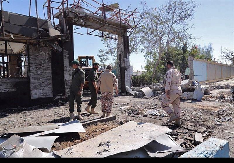 32 شهروند و 10 نظامی در حادثه تروریستی چابهار مجروح شدند