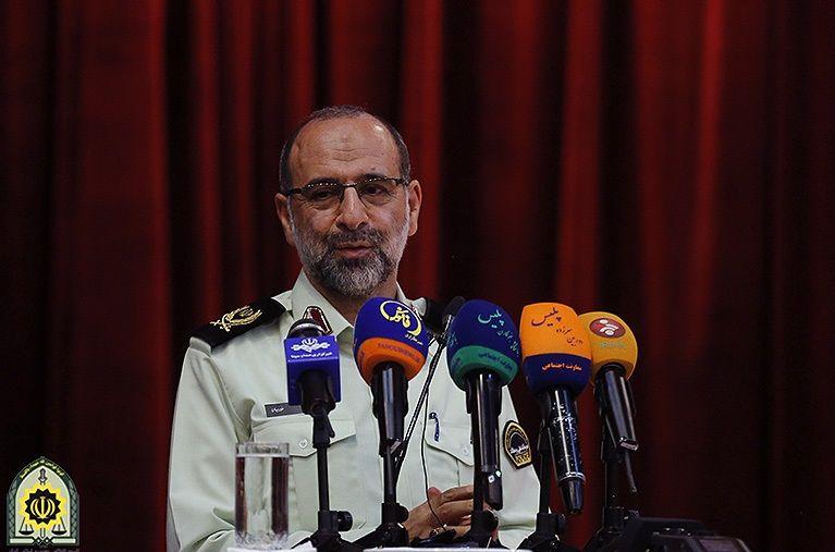 سردار نوریان خبر داد؛ شناسایی و دستگیری 727 اخلالگر بازار ارز و سکه