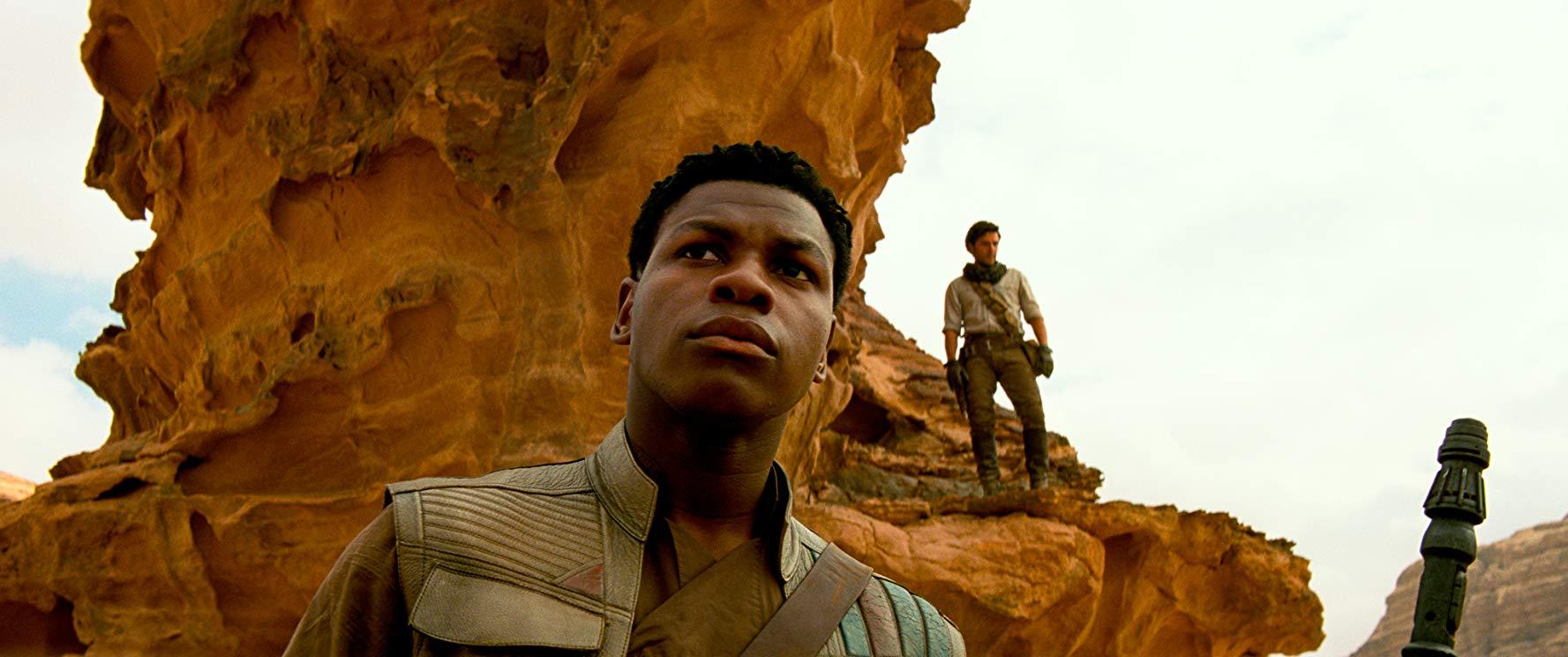 گزارشی از سینمای هالیوود؛ جدیدترین تصاویر جنگ ستارگان 9 در آستانه اکران رونمایی شد