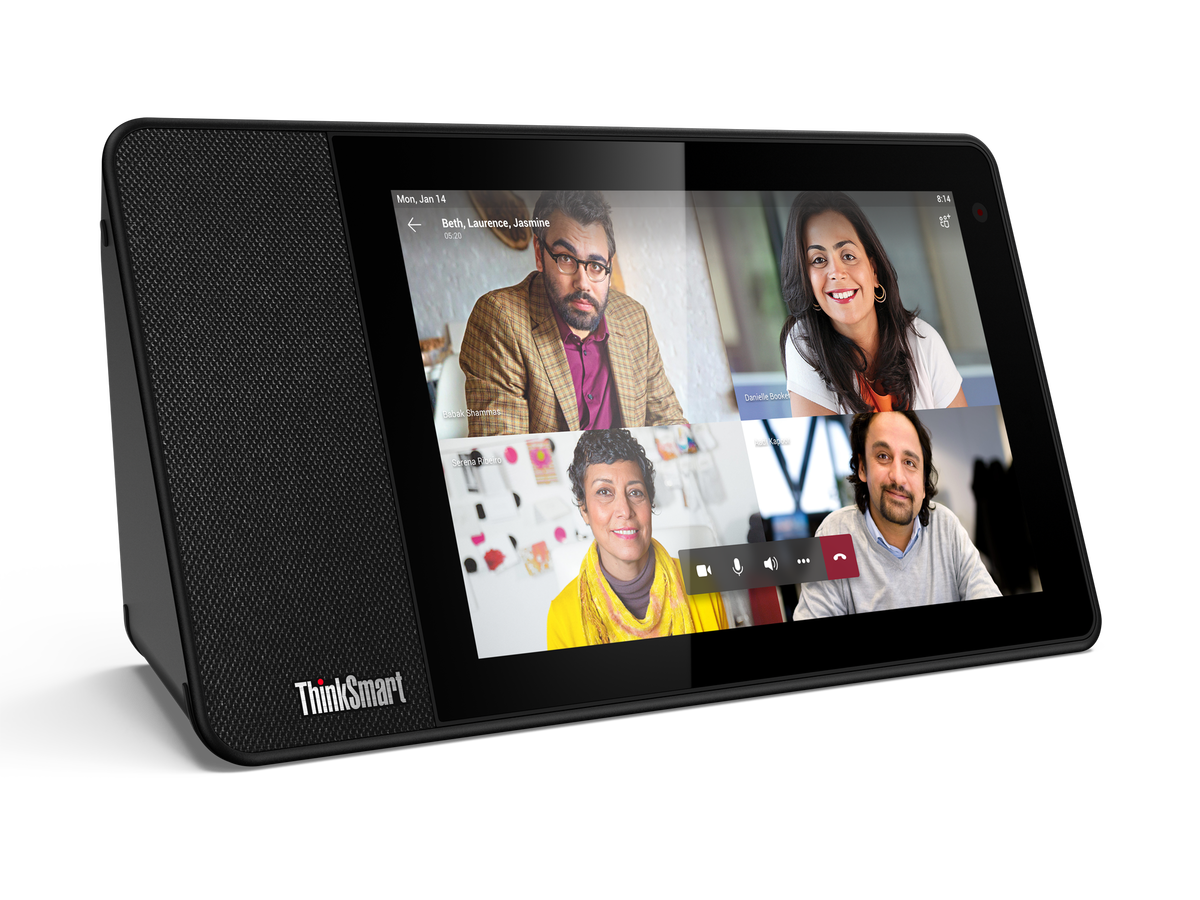 لنوو ThinkSmart View معرفی شد