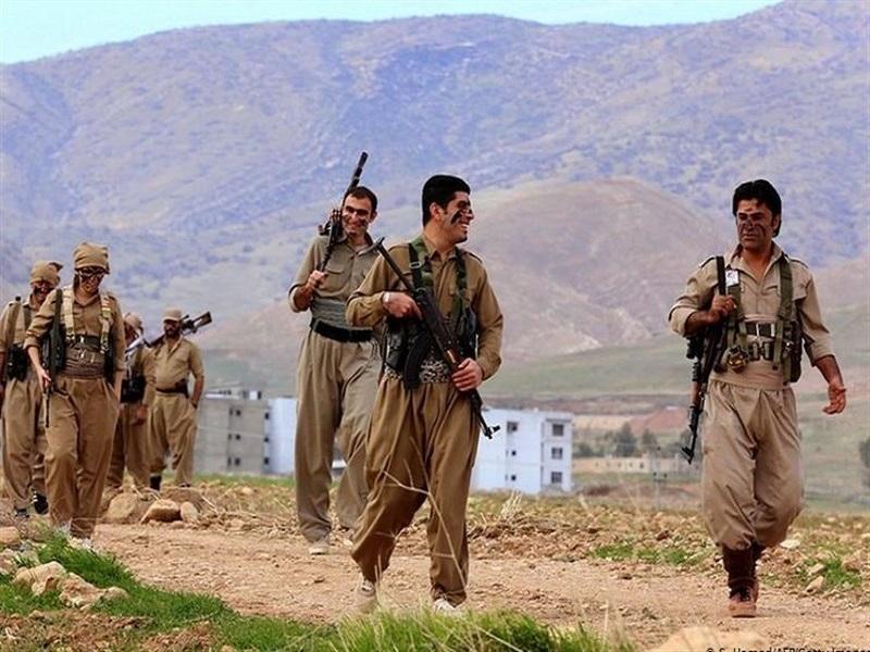 کشف مقادیر زیادی شیشه و کراک در اردوگاه حزب منحله دمکرات کردستان ایران