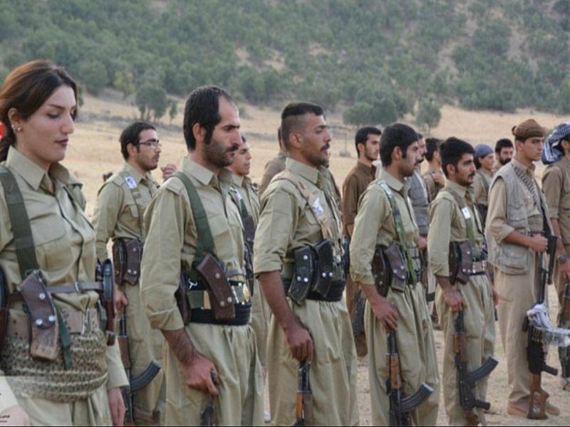 خودکشی پیشمرگ گروهک تروریستی حزب دمکرات کردستان ایران در اعتراض به اعزام اجباری به کوه
