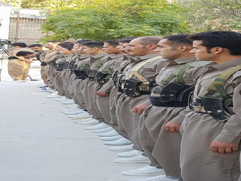 تبلیغ آشکار تلویزیون رووداو اقلیم کردستان برای تروریستهای ضد انقلاب+ فیلم