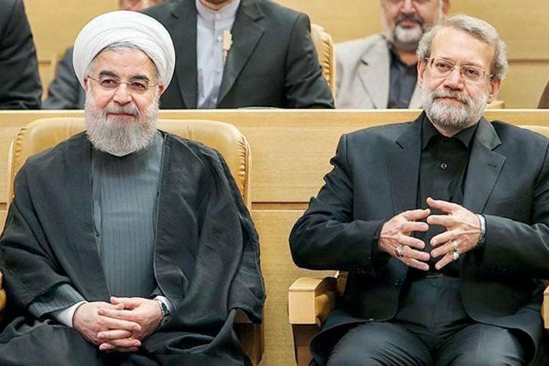 آقای لاریجانی! شأن مقام معظم رهبری اجل از هماهنگی و حل اختلافات بین قواست