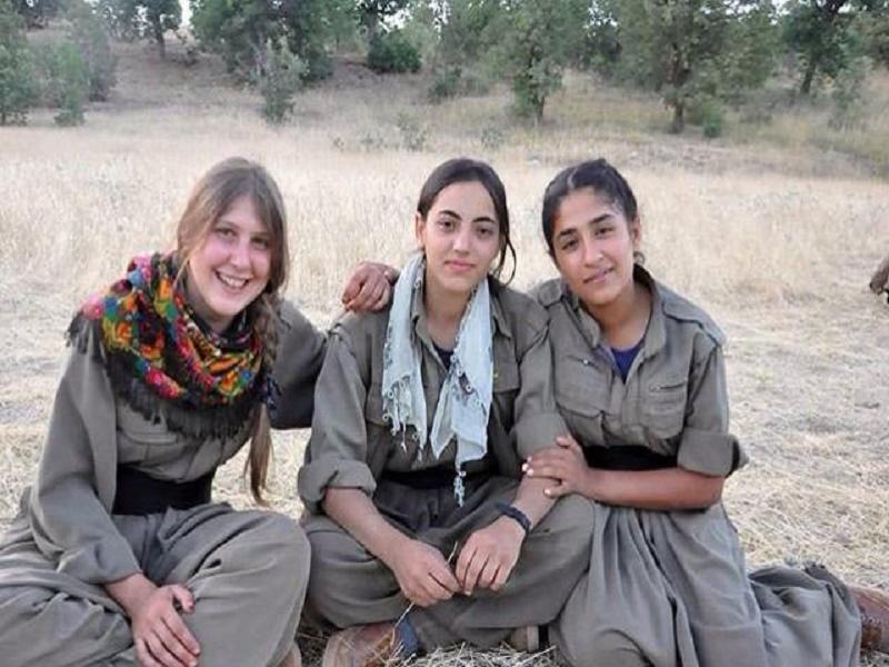 مسلح شدن دختران زیر سن قانونی در گروهکهای تروریست کومله، دمکرات و پژاک