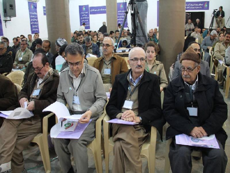 کنگره ضد انقلاب در اردوگاهها برگزار نمی شود