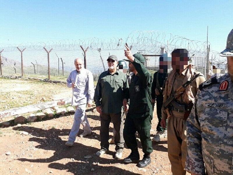 نگرانی گروهکهای تروریست کومله و دمکرات از حضور سپاه پاسداران در مناطق مرزی