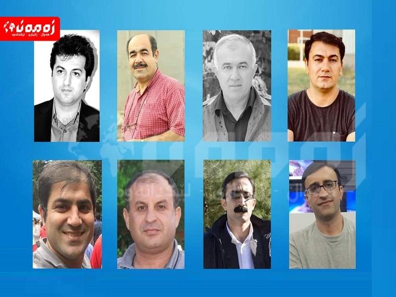 حمله عبدالله مهتدی به 8 عضو مستعفی گروهک تروریستی کومله