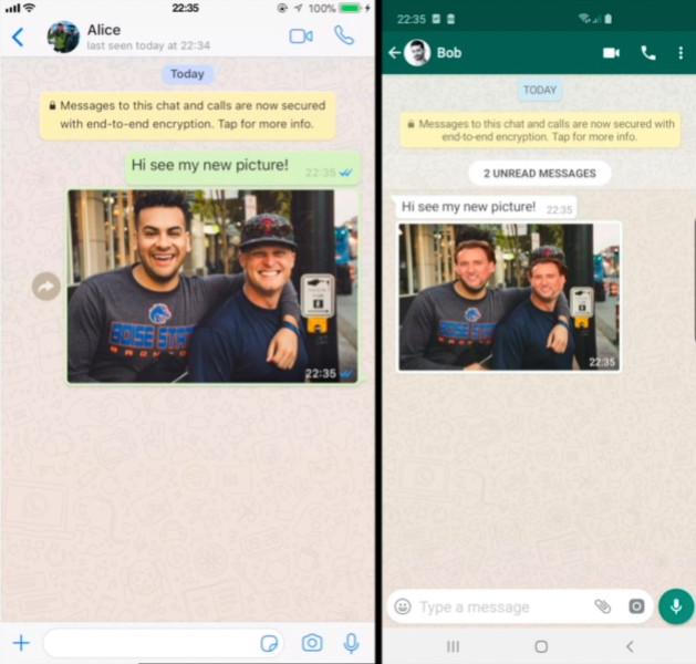 قابلیت ذخیره تلگرام و واتس اپ، باعث آسیب پذیری برابر هکرها