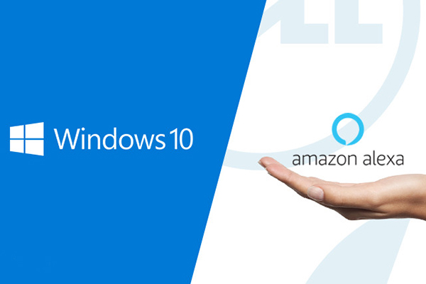 یکپارچه سازی بیشتر دستیار صوتی آمازون با ویندوز 10