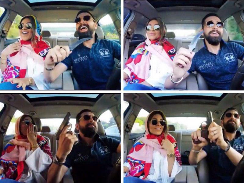 بیماری ساخت دابسمش های خشونت از سوی محسن افشانی او را روانه زندان کرد