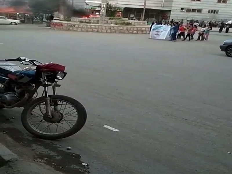سوء استفاده تروریستهای حزب دمکرات از کودکان روستای نی مریوان+ سند