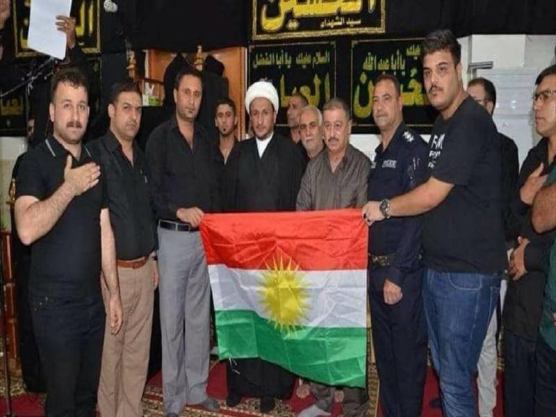 خشم و عصبانیت تروریستهای کومله و دمکرات از مردم کردستان عراق بخاطر برگزاری مراسم عاشورا