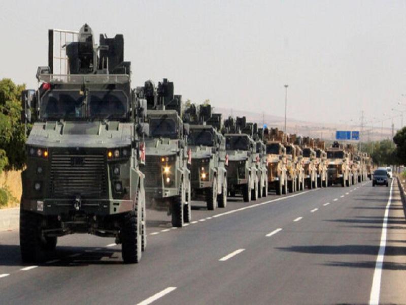 واکنش های جهانی به آغاز حمله نظامی ترکیه به شمال سوریه